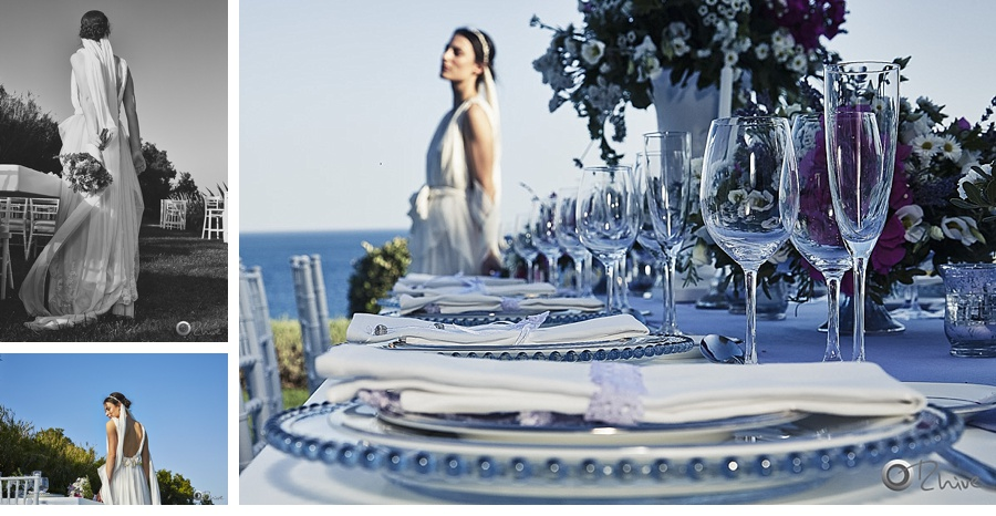 The Aria Event at island Private House with Melina Pispa