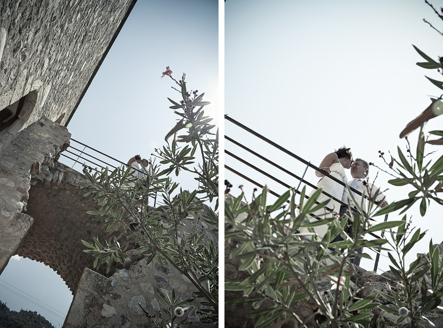 Wedding in Kardamyli - photographed by rChive