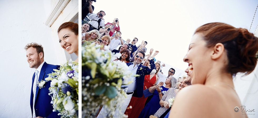 Sifnos wedding by rChive Visual Storytellers