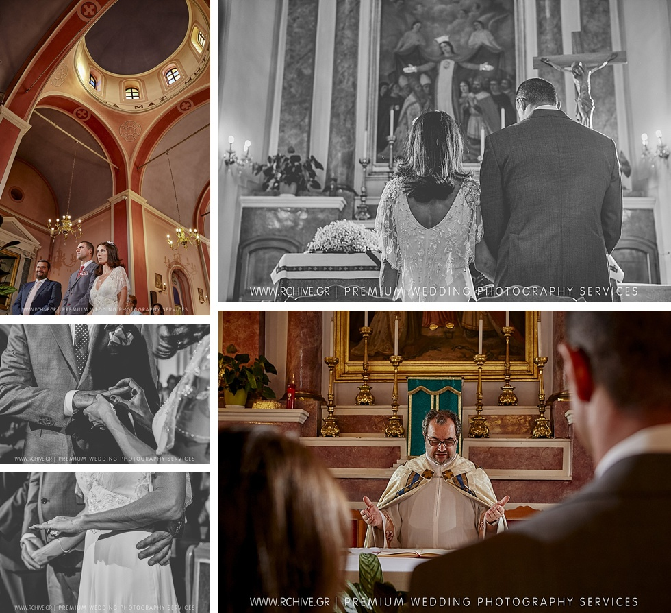 catholic wedding greece