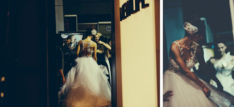 φωτογράφιση νύφη