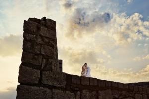 Hydra wedding photographer