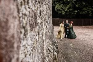 medieval wedding in scotland