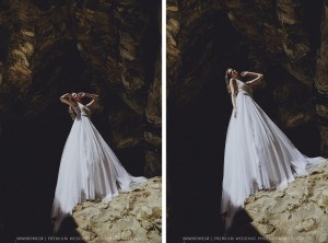 Bridal Editorial by rChive Photography