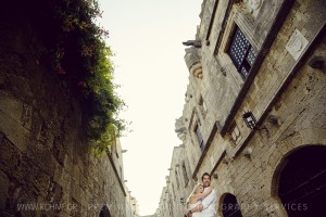 φωτογραφος γάμου οδός ιπποτών
