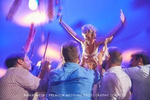 pedi beach wedding reception