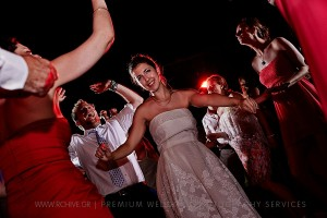 wedding party images sifnos