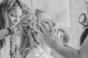 bridal make up rodos