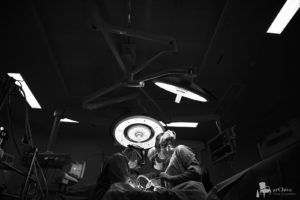 operating room photography