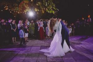 first ance lost unicorn wedding