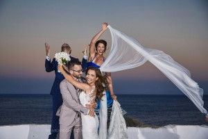 wedding photos greece