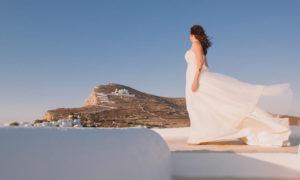 wedding photographer greece folegandros
