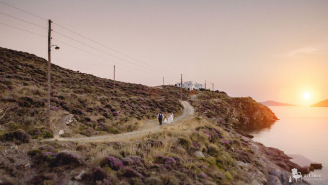 Sifnos wedding photography