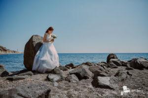 romantic santorini photographer