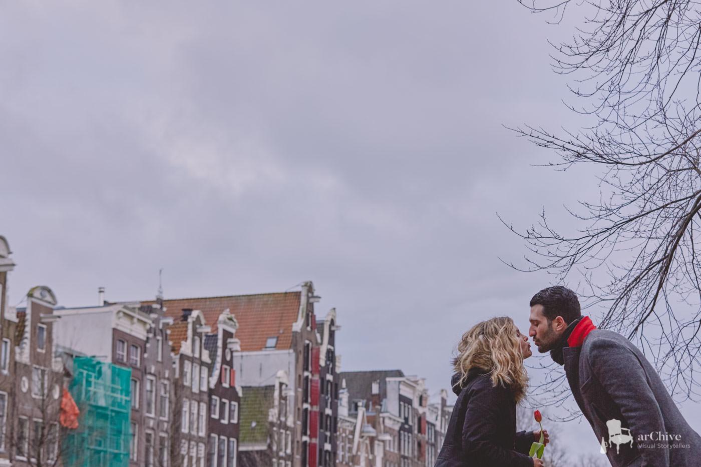 Wedding cinematographer Amsterdam