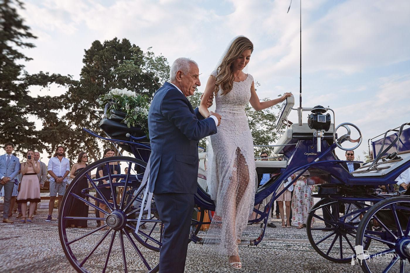 wedding spetses