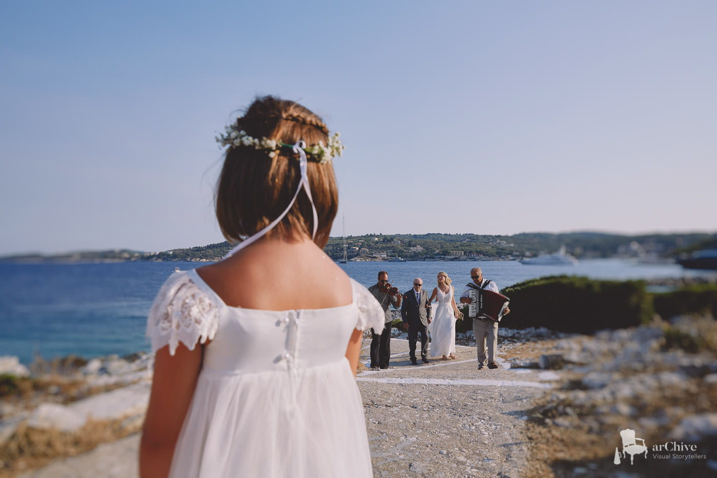 greek islands wedding photographer