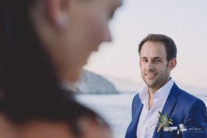 elopement photographer greece