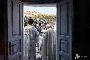 church island wedding photos