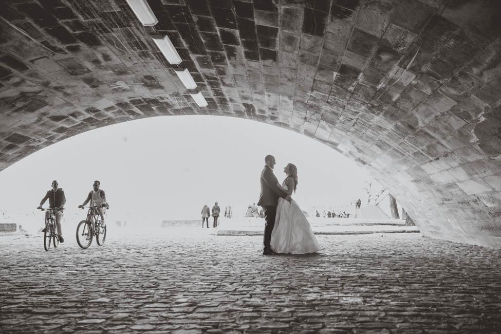 Destination Wedding Photographer Paris France