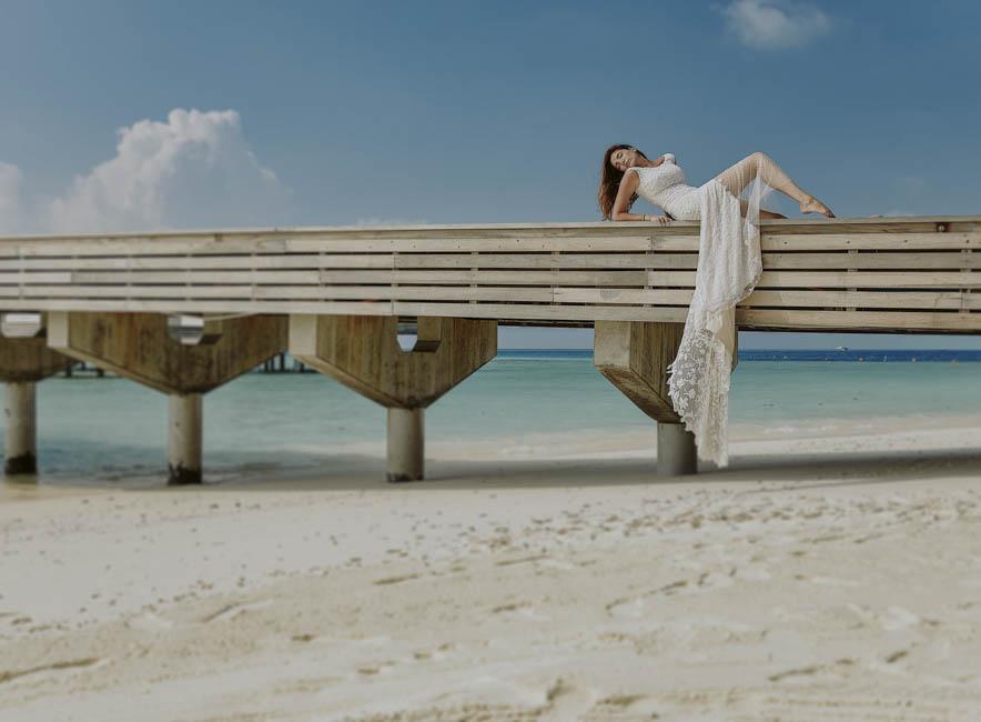 best wedding photographer maldives