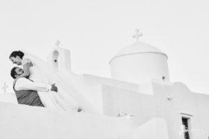 greek islands wedding photographer
