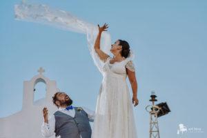 mikonos santorini wedding