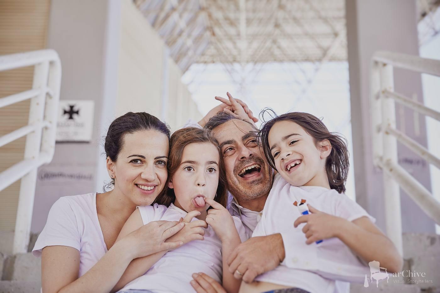 family photos athens