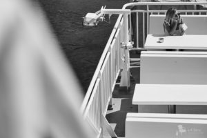bw greek islands wedding photographer