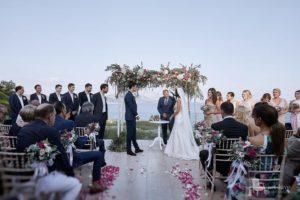 wedding photographer island private house