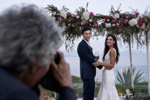 wedding island private house