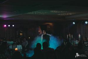 wedding reception gala drosia