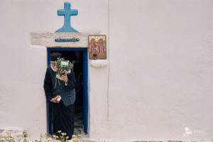 storytelling wedding photographer naxos
