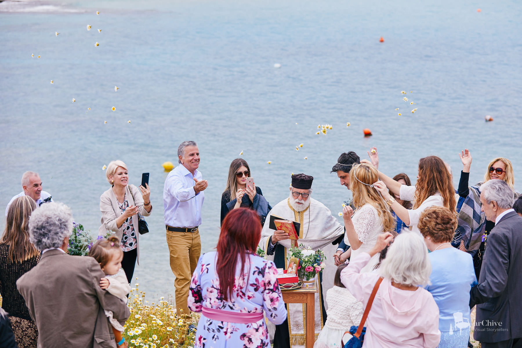 boho wedding naxos