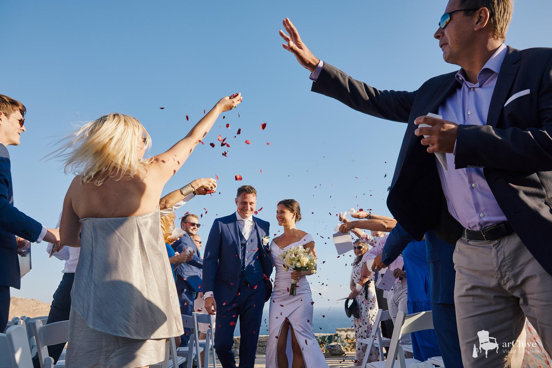 wedding mykonos