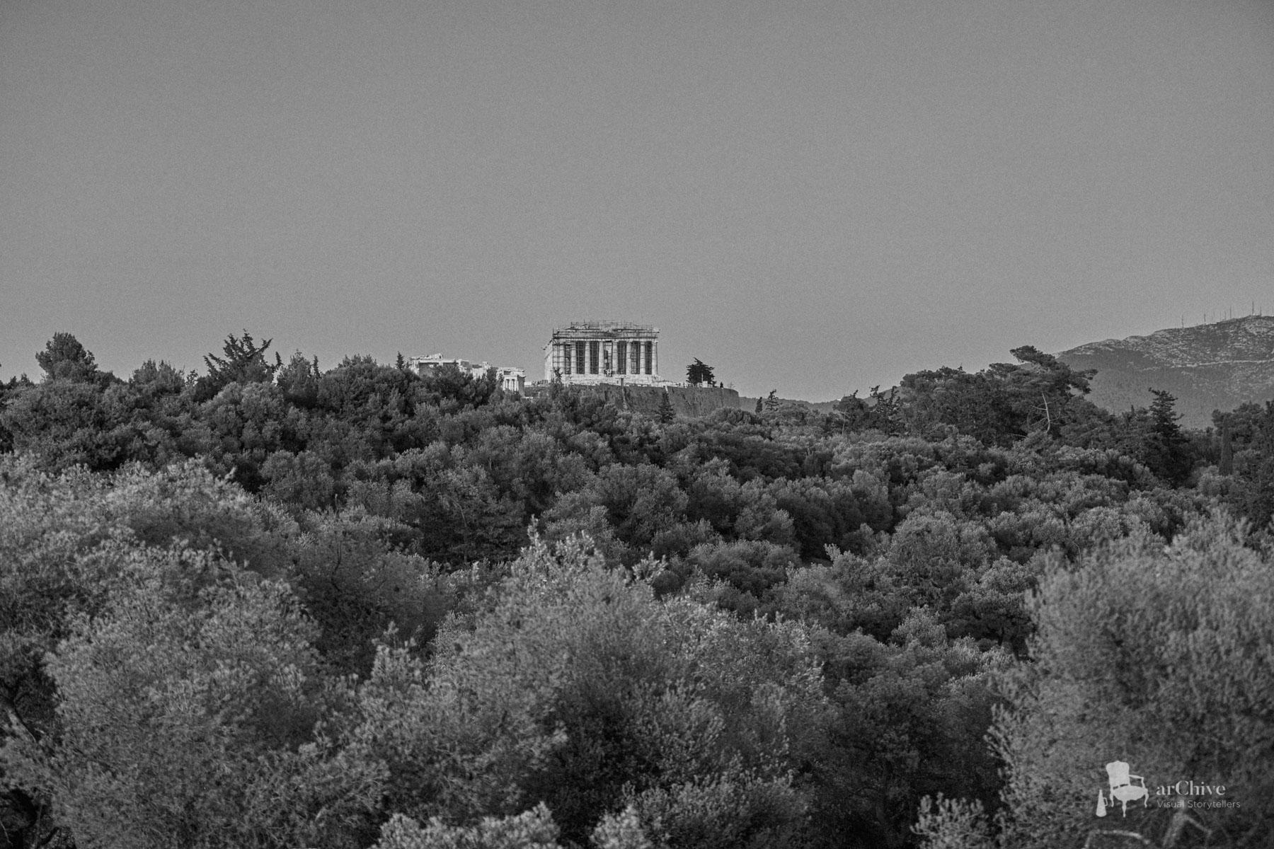 athens akropolis wedding