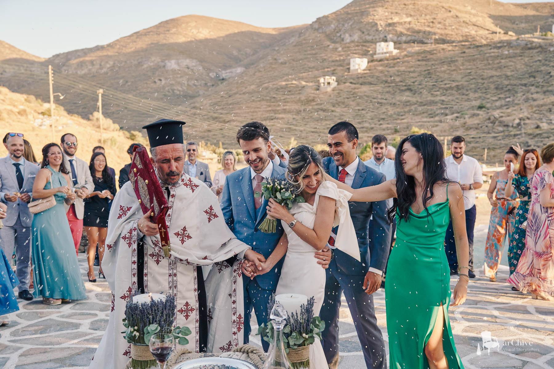 kythnos wedding panagia flabouriani