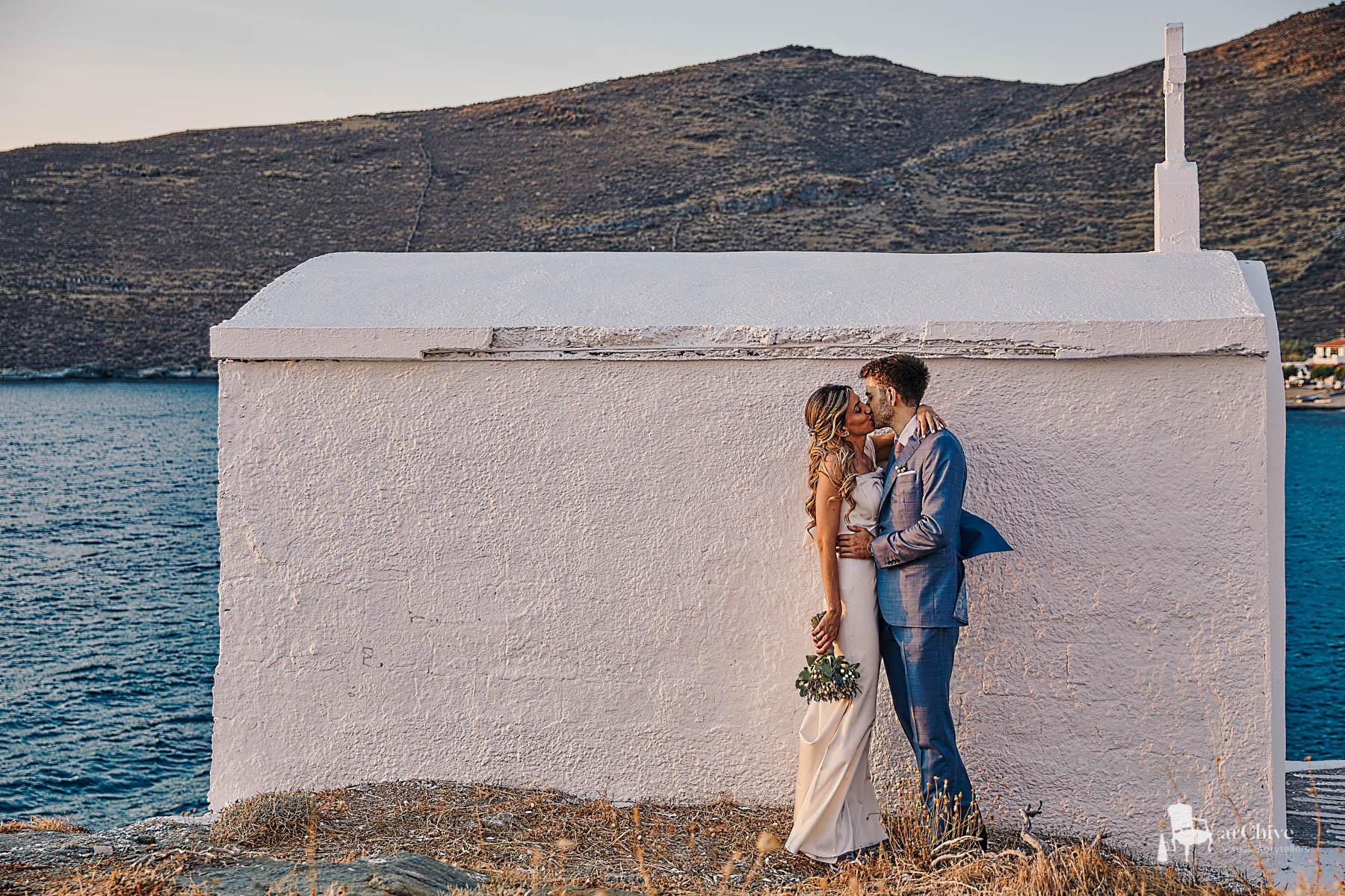 wedding photographer kythnos