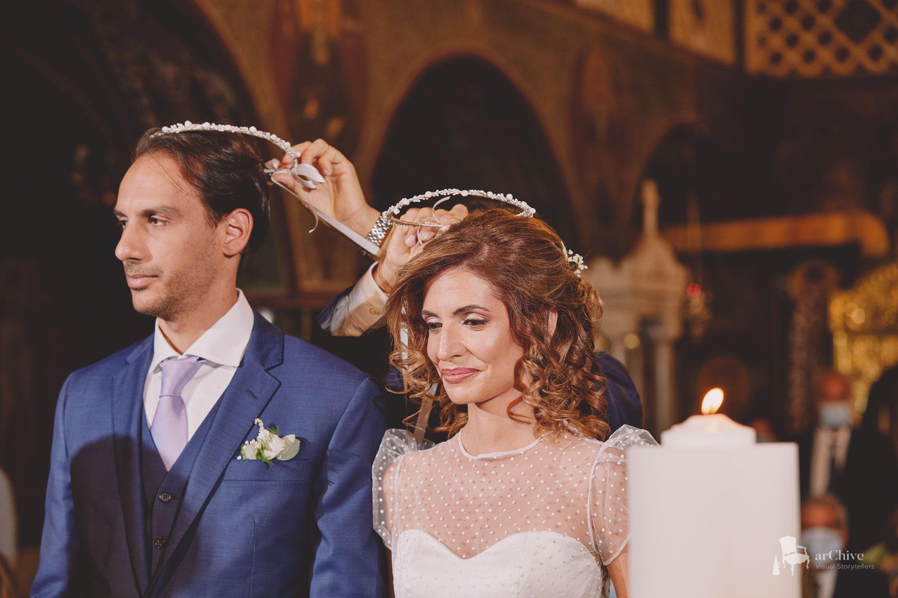agios nikolaos glyfada wedding