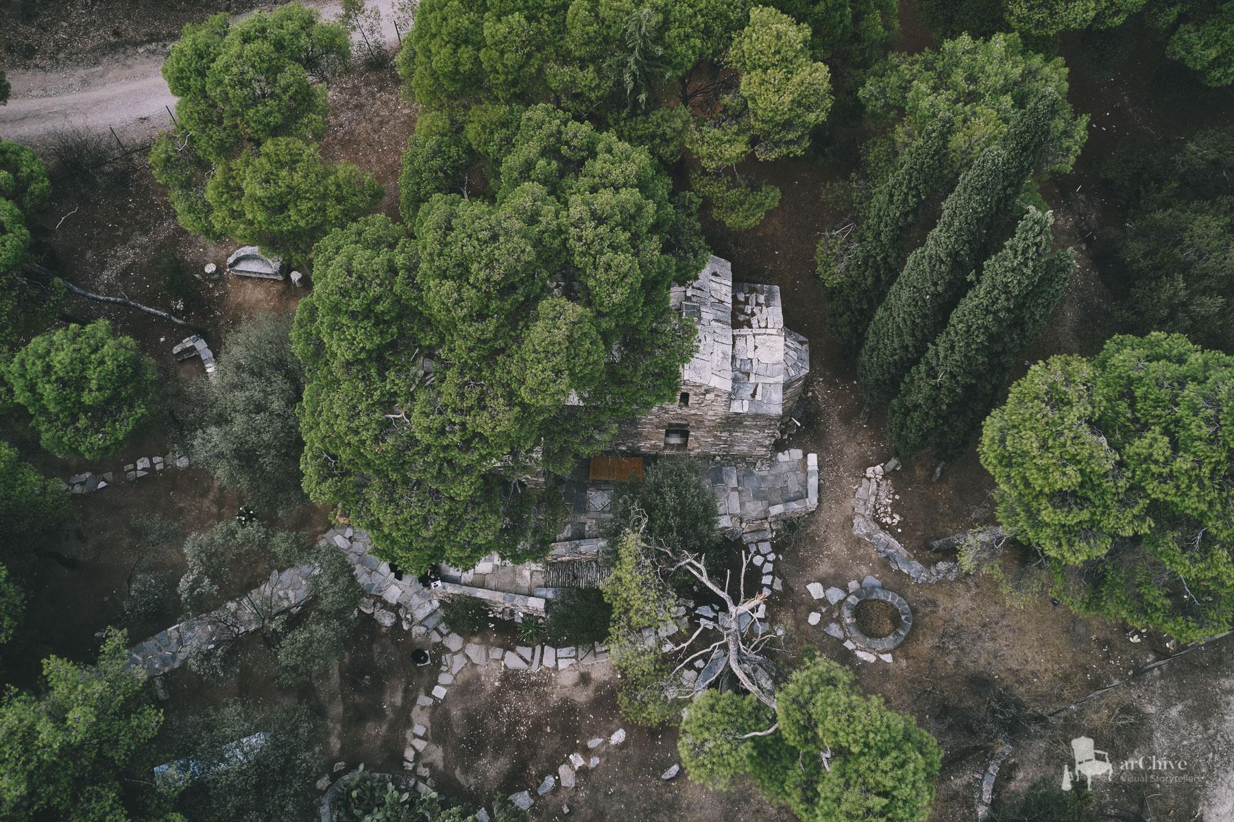 agios pavlos Tritsis Park